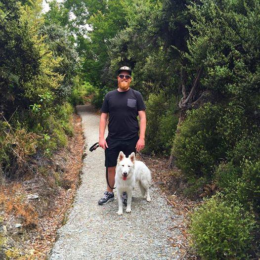 Ben Silcock - Dog owner, NZ