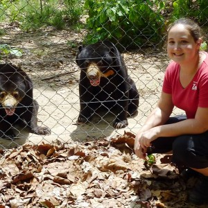 Talking enrichment with Sarah Van Herpt from Wellington Zoo [Part 2]
