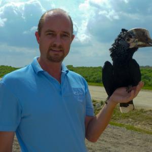 Wouter Stellaard – Animal programs training director (Columbus Zoo).