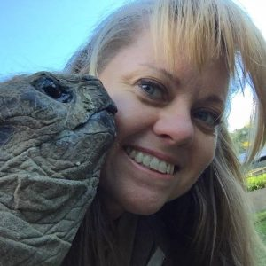 Margaret Rousser – Conservation manager at Oakland Zoo; Making more time for enrichment & training