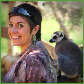 Sabrina Brando – Director of Animal Welfare; WAZA [The World Association of Zoos and Aquariums]