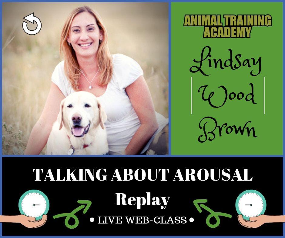 Lindsay Wood Brown – Arousal