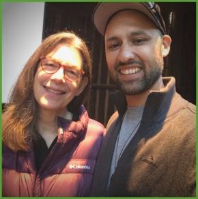 [Episode 100] – Dr. Susan Friedman & Ryan Cartlidge; Off the perch