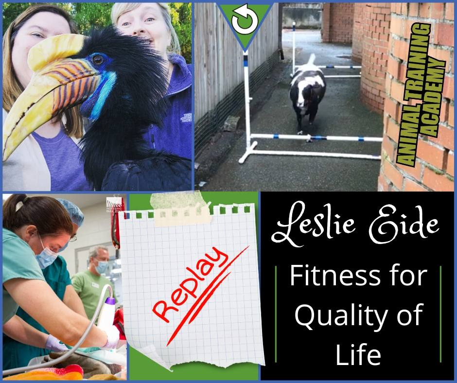 Fitness for quality of life [Leslie Eide]