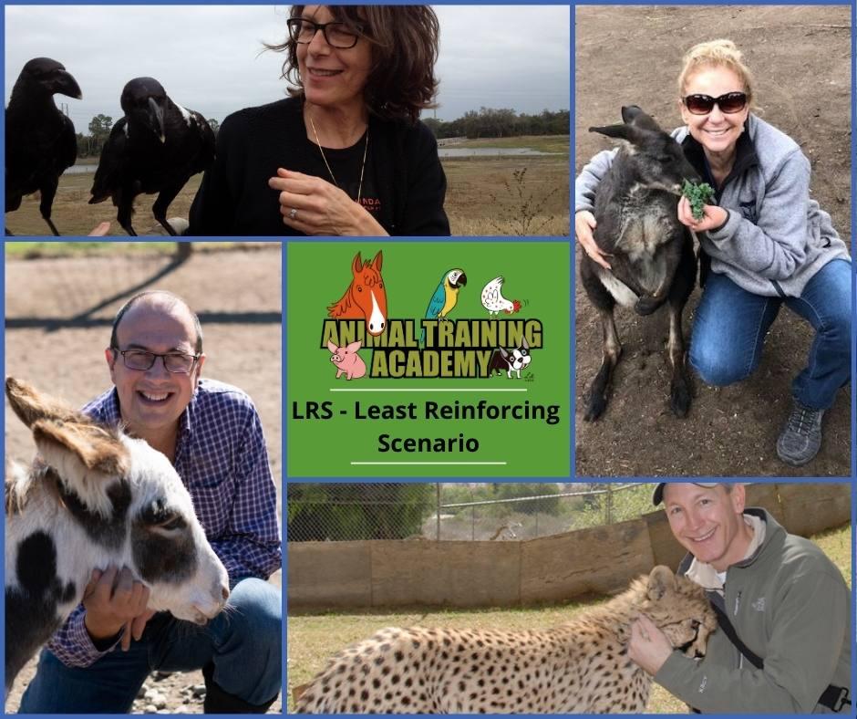 Least Reinforcing Scenario – Ken Ramirez, Susan Friedman, Tim Sullivan & Debbie Marrin