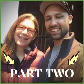 [Episode 150] – Dr. Susan Friedman & Ryan Cartlidge; Off the perch part 2
